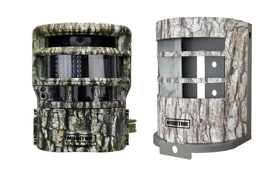 Moultrie P150 8MP Panoramic Scouting Stealth Trail Cam Camer