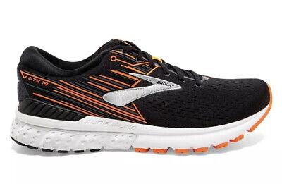 SH1* Brooks Adrenaline GTS 19 Mens Running Shoes UK 11.5/EU 46.5