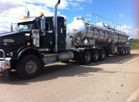 Looking for contract to do any type of heavy hauling