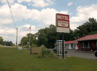 MOTEL FOR SALE BY OWNER  ( MADOC,ONTARIO)