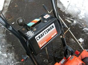 Craftsman 5 HP Snowblower with Delivery
