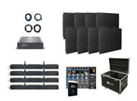 Audio, Visual and DJ equipment Rentals and Installations.