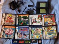 Nintendo DS Lite +13 jeux/ +13 games