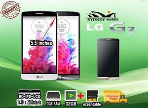 BIG DEAL LG G3 32GB 4G LTE 100% unlocked Inner Sydney Preview