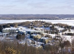 Valentine's Week getaway in Muskoka at Deerhurst Resort