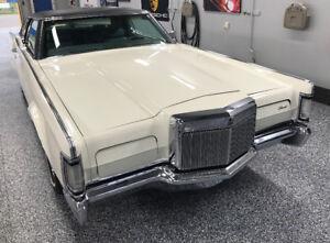1970 Lincoln Mark 3