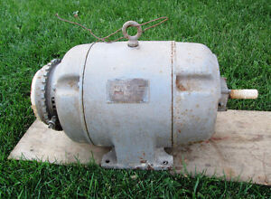 3 hp Woods electric motor Stratford Kitchener Area image 1