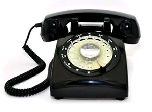 Looking for old Rotary Phones.