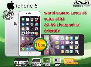 As New IPHONE 6 , WITH FACTORY UNLOCKED FREE GIFT Sydney Region Preview