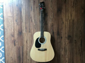 Jay left handed acoustic guitar