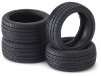 TYRES 225/40/18 LIKE NEW 2 WEEKS OLD FULL TREAD EXCELLENT CONDITION BUDGET BRAND £35each