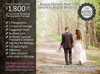 Have you photographed weddings? We could be working together!