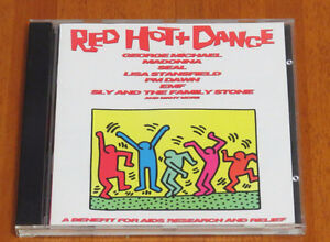 Red Hot + Dance by Various Artists (CD, Jun-1992, Columbia (USA)
