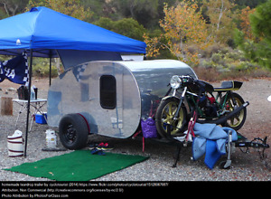 Wanted: Teardrop or other small Trailer/RV