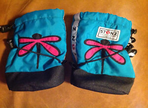 Stonz Toddler Booties Size Small