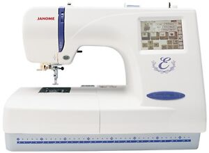 Janome Embroidery Machine *NEVER USED*
