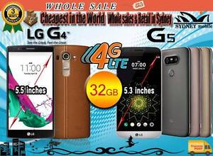 AS NEW G5 & G4 32GB 4G LTE UNLOCKED 100% GENUINE Sydney Region Preview