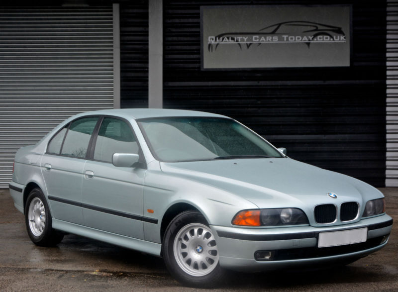 BMW E39 5 Series 523 525 2.5i SE Automatic *Rare Spec+Leather+etc*