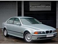 BMW E39 5 Series 523 525 2.5i SE Automatic *Rare Spec+Leather+etc*