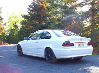 2004 BMW 3-Series 325ci sports Coupe (2 door)