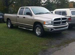 2005 ram 1500 crew cab 8 foot box