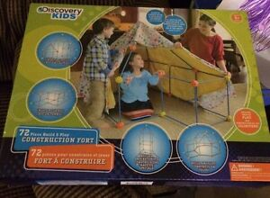 DISCOVERY KIDS crazy forts
