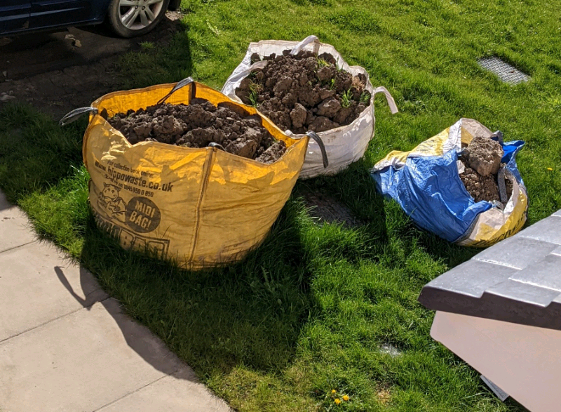 Free soil. Collection only