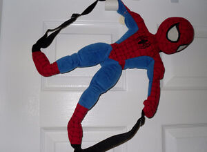 small SPIDERMAN back pack