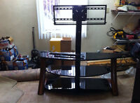 TV mount and stand