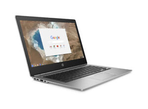 HP Chromebook 13 G1 W0T02UT 13.3 po  3.1 GHz Intel m7-6Y75 32 GB