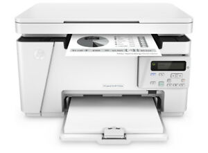 USED HP M26NW  black laser all-in-one printer  wifi copy no tax