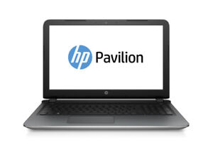 "HP 15.6"" laptop i5/8GB/1TB Windows 10 Office 2013 with HDMI"