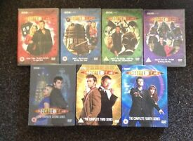 Doctor Who Series 1 - 4 boxset