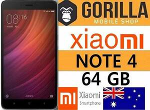 BRAND NEW XIAOMI REDMI NOTE 4 64GB FOR SALE Strathfield Strathfield Area Preview