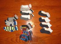Bas pour garcon - 3 a 5 ans - Boys socks