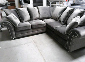 🔥Brand New OLYMPIA CORNER Sofa S🔥 🌟 Pay Cash on Delivery 🌟