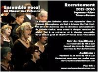 Ensemble Vocal Au Choeur des Refrains