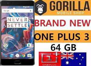 BRAND NEW ONE PLUS 3 64GB BEST 6GB RAM Strathfield Strathfield Area Preview