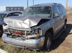 PARTING OUT 2000 YUKON - BA1829
