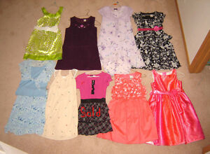 Girls Tops, Pants, Jackets, Dresses, etc. - sz 10,10/12, 12, M,L Strathcona County Edmonton Area image 9