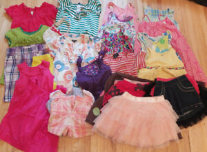 Lot of Girls Clothing size 5/6 - (30 items)