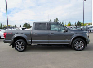 2017 Ford F-150 SuperCrew Lariat - Fully Loaded
