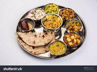 Indian Homemade Fresh Food
