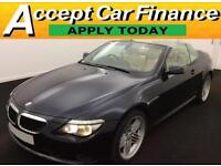 BMW 630 3.0 auto 2008MY i Sport FROM £57 PER WEEK!