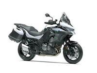 NEW 2020 Kawasaki Versys 1000 ABS Tourer*LAST 1 WHITE £1,500 DEPOSIT PAID *