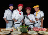 TEPPANYAKI COOKS/CHEFS FOR JAPANESE VILLAGE RESTAURANT