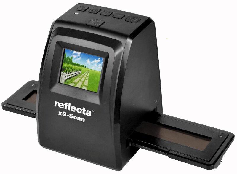 Reflecta X9 Negativo / Scorrevole Scanner