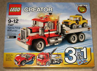 Lego Creator: Highway Pickup Set #7347 (2012) Retired
