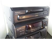 Technics SC-EH760 Dolby Pro-Logic 5 Disc CD Changer Surround Sound