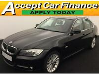 BMW 318 2.0TD d 2010.5MY d Exclusive Edition FROM £46 PER WEEK!